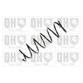 Ressort de suspension QUINTON HAZELL QCS5523 pour RENAULT SUPER 5 1,4 - 67cv