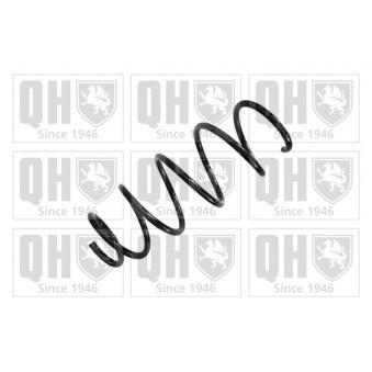 Ressort de suspension QUINTON HAZELL QCS5628 pour FIAT PUNTO 1,2 - 69cv