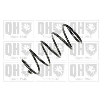 Ressort de suspension QUINTON HAZELL QCS5689 pour FIAT SCUDO 1,9 D - 69cv