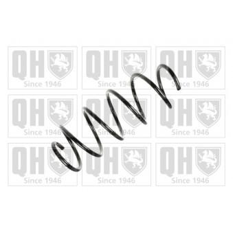 Ressort de suspension QUINTON HAZELL QCS5690 pour FIAT IDEA 1,4 - 77cv