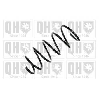 Ressort de suspension QUINTON HAZELL QCS5758 pour RENAULT SCENIC 1,9 DCI RX4 - 101cv