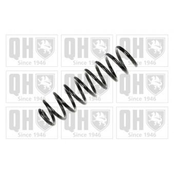 Ressort de suspension QUINTON HAZELL QCS5818 pour RENAULT SCENIC 1,5 DCI - 86cv