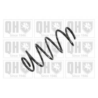 Ressort de suspension QUINTON HAZELL QCS5820 pour FIAT PANDA 1,3 JTD - 70cv