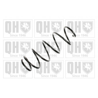 Ressort de suspension QUINTON HAZELL QCS5843 pour FIAT STILO 1,4 16V - 90cv