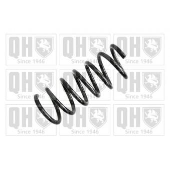 Ressort de suspension QUINTON HAZELL QCS5922 pour FIAT PANDA 1,2 - 69cv