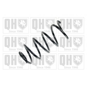 Ressort de suspension QUINTON HAZELL QCS5926 pour FIAT PUNTO 1,6 D Multijet - 120cv