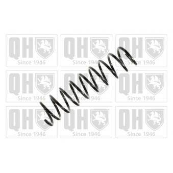 Ressort de suspension QUINTON HAZELL QCS5930 pour RENAULT TWINGO 1,2 - 55cv