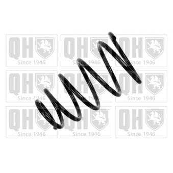 Ressort de suspension QUINTON HAZELL QCS6121 pour FIAT PUNTO 60 1,2 - 58cv