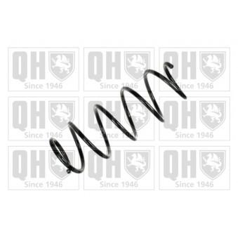 Ressort de suspension QUINTON HAZELL QCS6148 pour FIAT PUNTO 1,9 JTD - 86cv