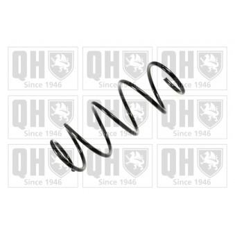 Ressort de suspension QUINTON HAZELL QCS6219 pour FIAT PUNTO 1,2 16V 80 - 80cv