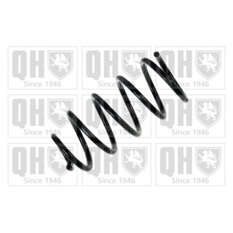 Ressort de suspension QUINTON HAZELL QCS6333 pour FIAT PUNTO 1,9 JTD - 86cv