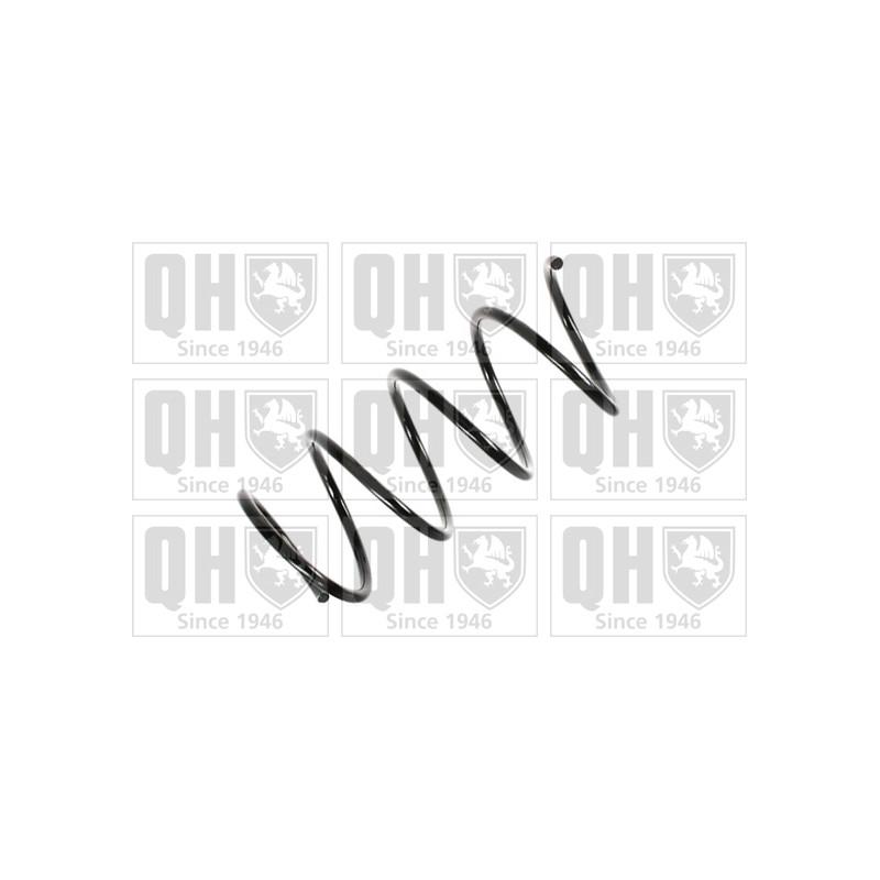 Ressort de suspension QUINTON HAZELL [QCS6340]