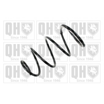 Ressort de suspension QUINTON HAZELL QCS6352 pour FIAT SEICENTO / 600 1,1 - 54cv