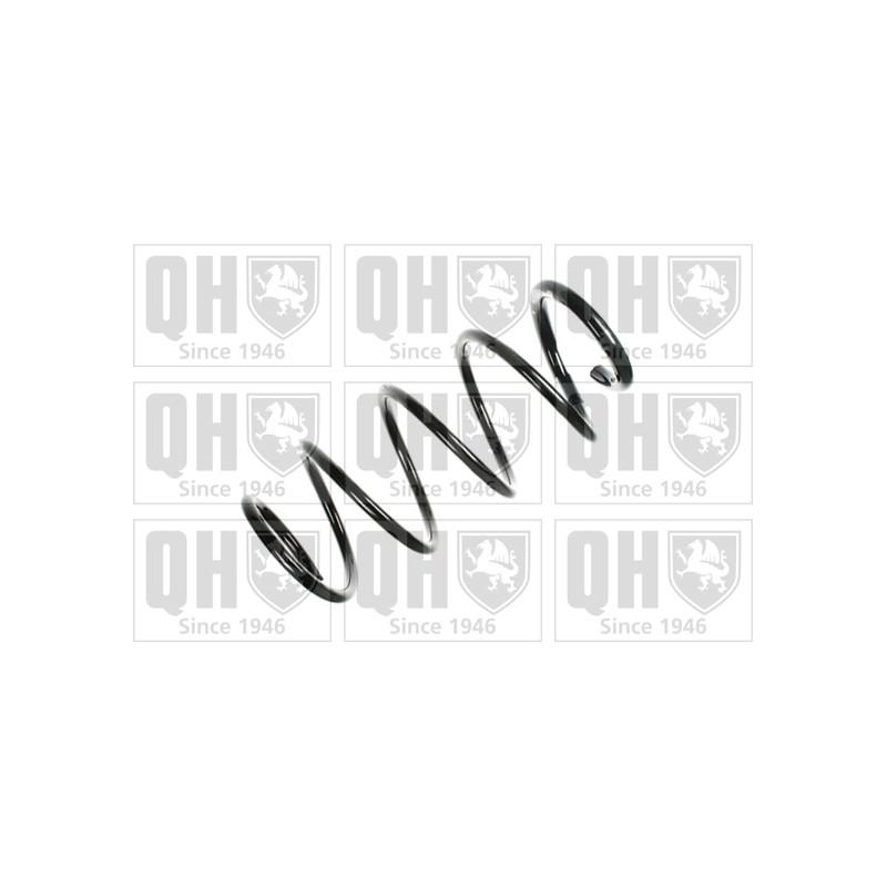 Ressort de suspension QUINTON HAZELL [QCS6433]