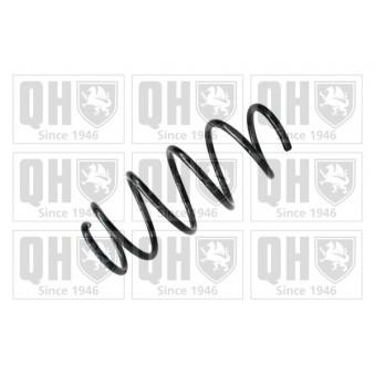 Ressort de suspension QUINTON HAZELL QCS6434 pour FIAT IDEA 1,4 - 77cv