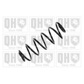 Ressort de suspension QUINTON HAZELL QCS6462 pour FIAT STILO 1,9 JTD - 140cv