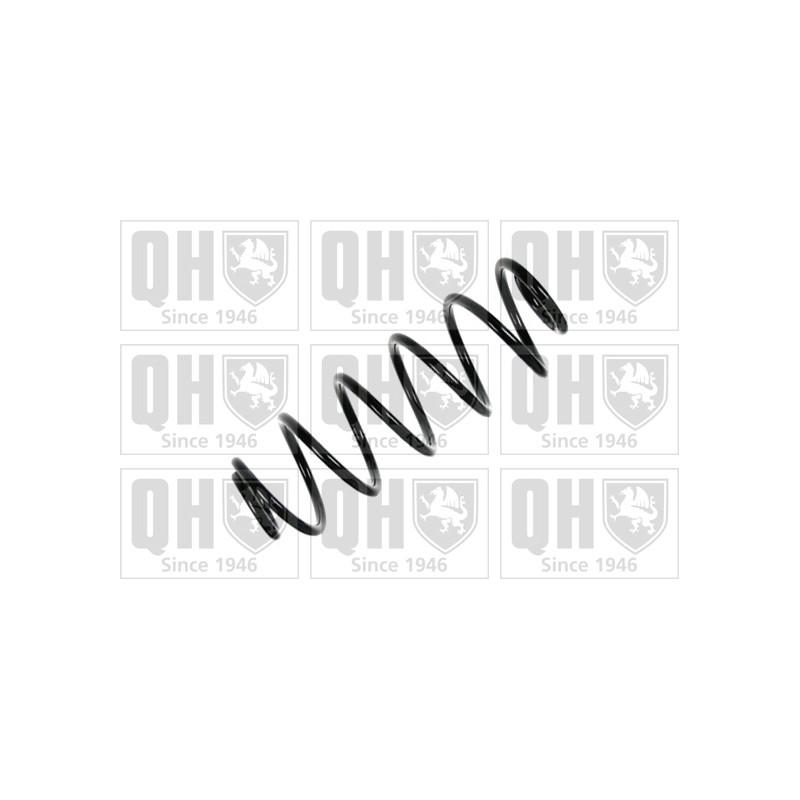 Ressort de suspension QUINTON HAZELL [QCS6462]