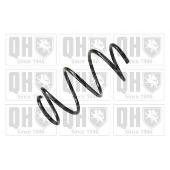 Ressort de suspension QUINTON HAZELL QCS6563 pour FIAT PANDA 1,2 - 69cv