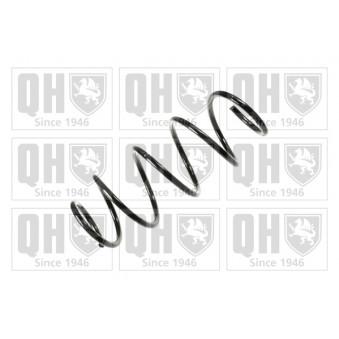 Ressort de suspension QUINTON HAZELL QCS6610 pour FIAT PUNTO 1,9 JTD - 86cv
