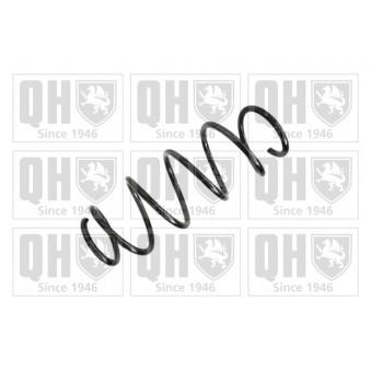 Ressort de suspension QUINTON HAZELL QCS6632 pour FIAT PUNTO 1,9 JTD - 101cv