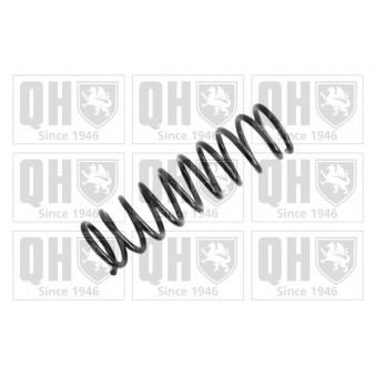 Ressort de suspension QUINTON HAZELL QCS6649 pour FIAT PANDA 1000 4x4 - 44cv
