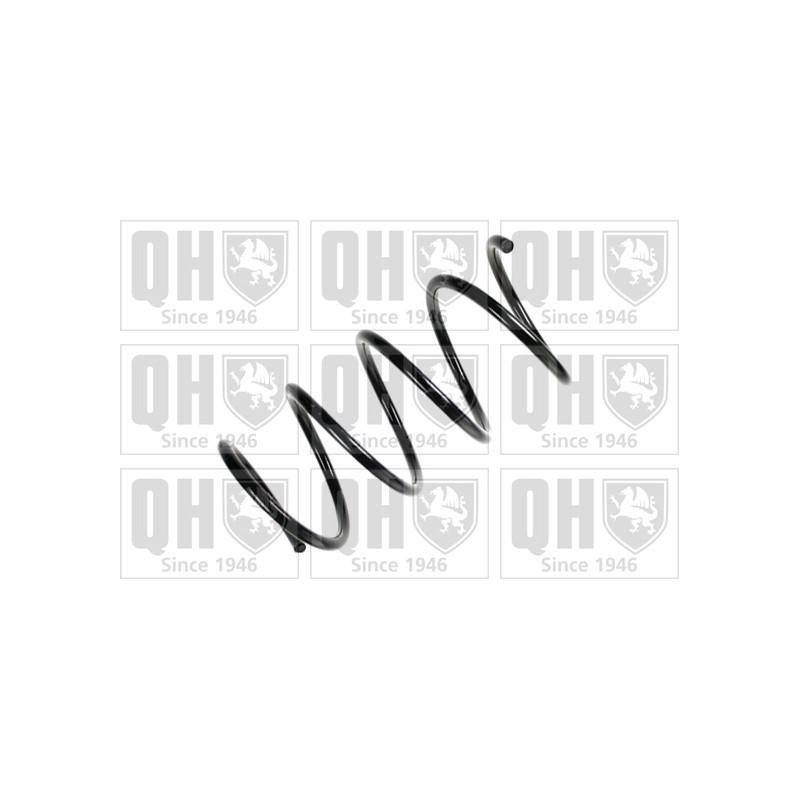 Ressort de suspension QUINTON HAZELL [QCS6681]
