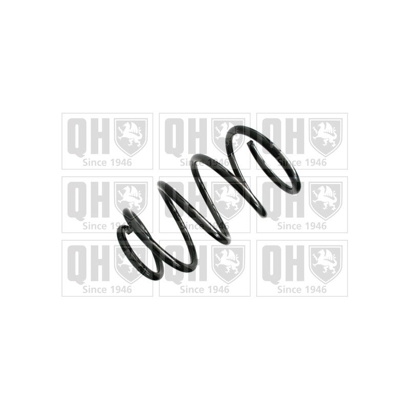 Ressort de suspension QUINTON HAZELL [QCS6726]