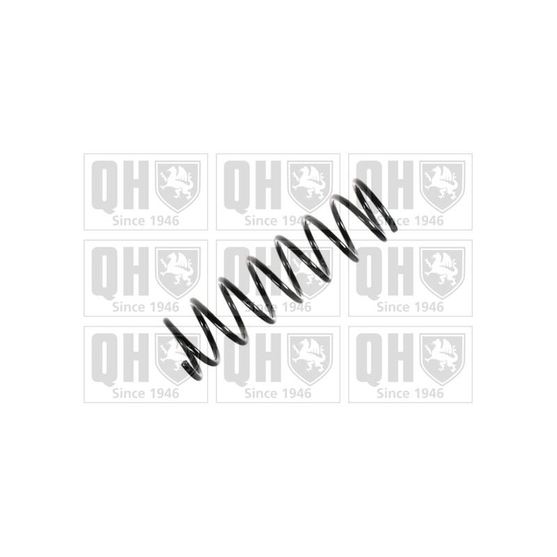 Ressort de suspension QUINTON HAZELL [QCS6769]