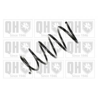 Ressort de suspension QUINTON HAZELL QCS6988 pour RENAULT SCENIC 2,0 i - 114cv
