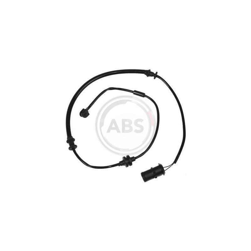 Contact d'avertissement, usure des plaquettes de frein A.B.S. [39618]
