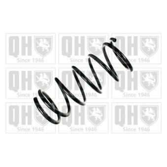 Ressort de suspension QUINTON HAZELL QCS7130 pour FIAT DUCATO 2,8 JTD 4x4 - 128cv