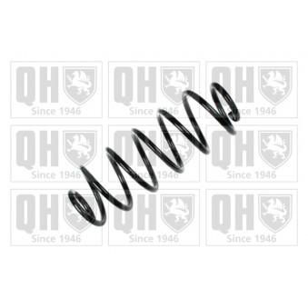 Ressort de suspension QUINTON HAZELL QCS7280 pour FIAT STILO 1,9 JTD - 140cv