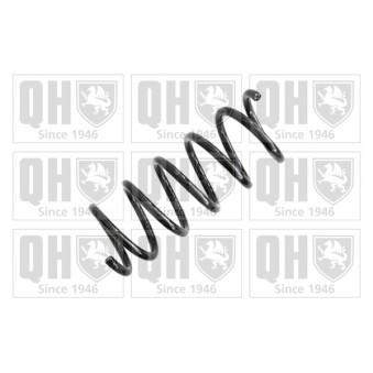 Ressort de suspension QUINTON HAZELL QCS7306 pour FIAT PANDA 1,3 D Multijet 4x4 - 75cv