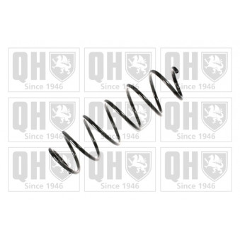 Ressort de suspension QUINTON HAZELL QCS7309 pour FIAT STILO 1,6 16V - 103cv