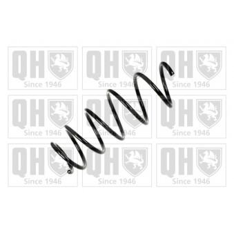 Ressort de suspension QUINTON HAZELL QCS7314 pour FIAT GRANDE PUNTO 1,3 D Multijet - 69cv
