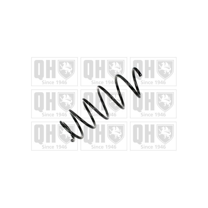 Ressort de suspension QUINTON HAZELL [QCS7314]