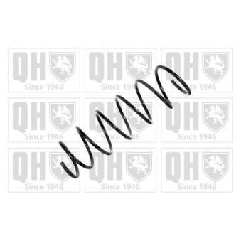 Ressort de suspension QUINTON HAZELL QCS7436 pour RENAULT SUPER 5 1,1 - 46cv