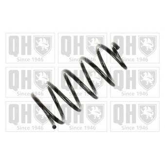 Ressort de suspension QUINTON HAZELL QCS7482 pour FIAT PUNTO 1,9 JTD - 86cv