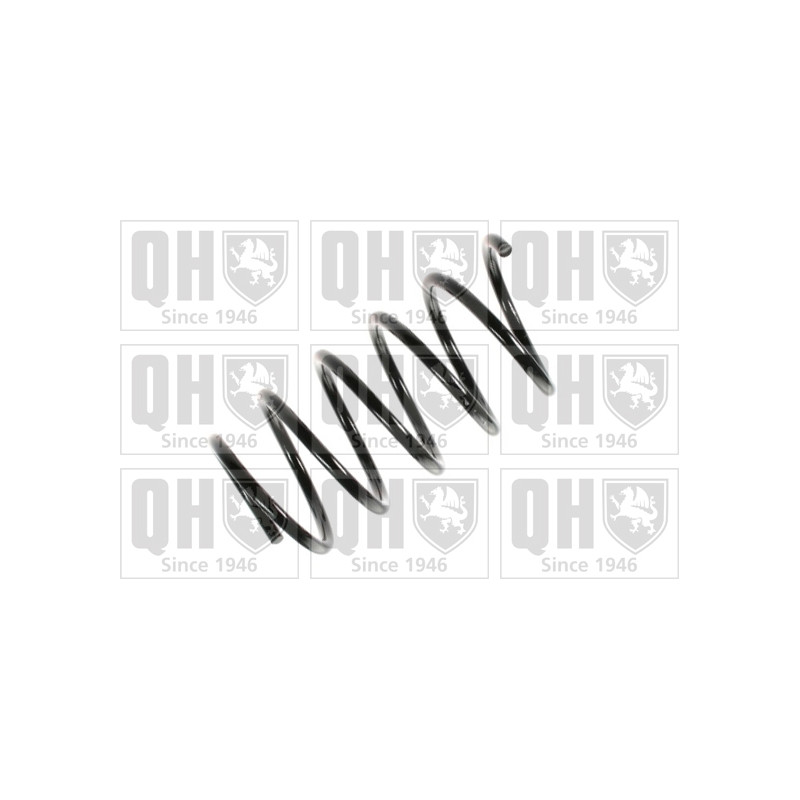 Ressort de suspension QUINTON HAZELL [QCS7658]
