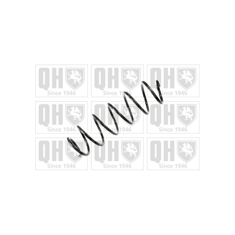 Ressort de suspension QUINTON HAZELL [QCS7678]