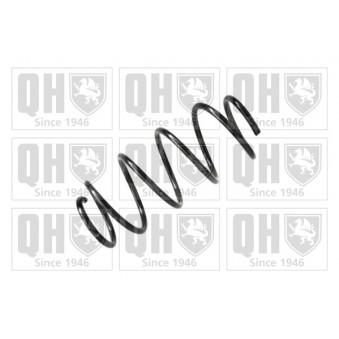 Ressort de suspension QUINTON HAZELL QCS7738 pour FIAT PANDA 1,2 - 69cv