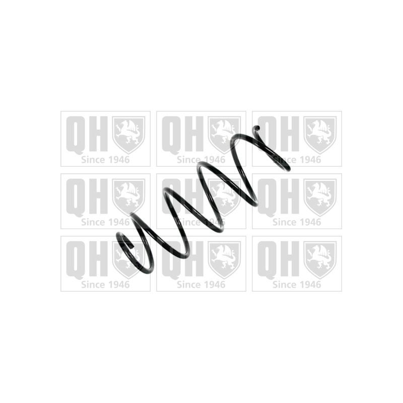 Ressort de suspension QUINTON HAZELL [QCS7805]