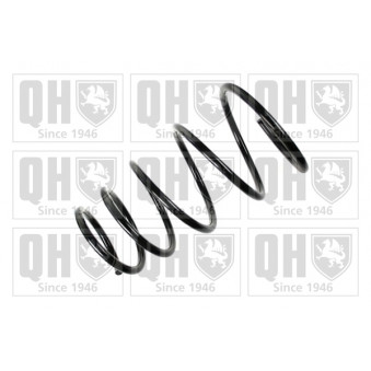 Ressort de suspension QUINTON HAZELL QCS7846 pour FIAT PALIO 1,6 16V - 100cv