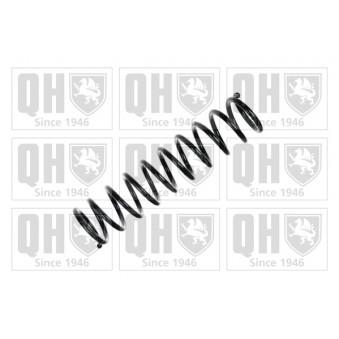 Ressort de suspension QUINTON HAZELL QCS7915 pour ROVER 400 416 Si - 113cv