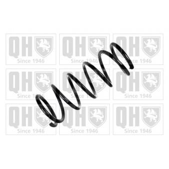 Ressort de suspension QUINTON HAZELL QCS7987 pour FIAT DUCATO 2,8 JTD 4x4 - 128cv