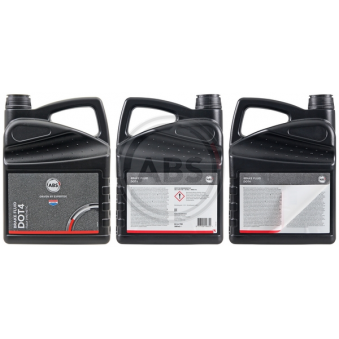 Liquide de frein DOT 4 - 5 Litres A.B.S. 7502