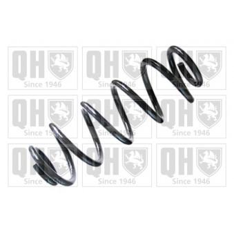 Ressort de suspension QUINTON HAZELL QCS8079 pour FIAT SEDICI 1,9 D Multijet - 120cv