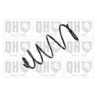Ressort de suspension QUINTON HAZELL QCS8134 pour FIAT PUNTO 60 TD 1,7 - 63cv
