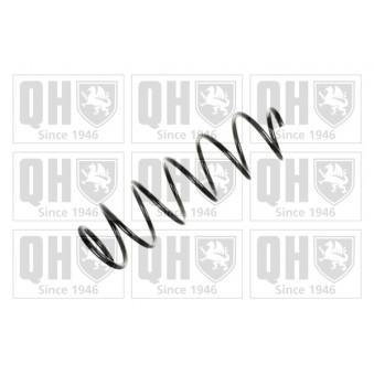 Ressort de suspension QUINTON HAZELL QCS8228 pour FIAT STILO 1,6 16V - 105cv