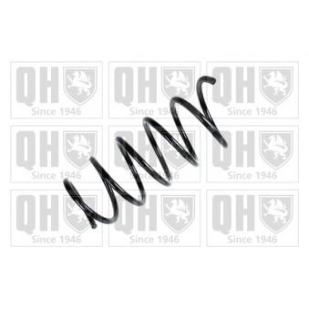 Ressort de suspension QUINTON HAZELL QCS8242 pour RENAULT SUPER 5 1,4 - 67cv